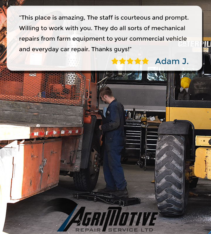 About Agrimotive car and truck Repair
